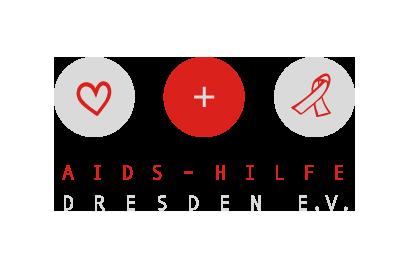 Aids Hilfe Dresden e.V. Logo